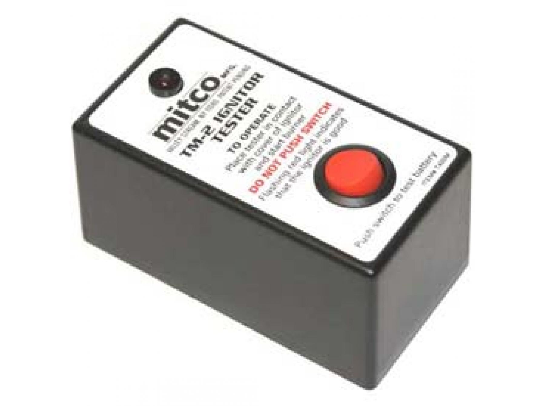Mitco T400 Solid State Ignitor T389 Iron Core Transformer Tester