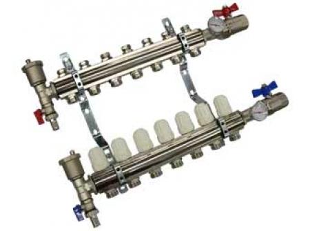 PEX Hydronic Manifolds